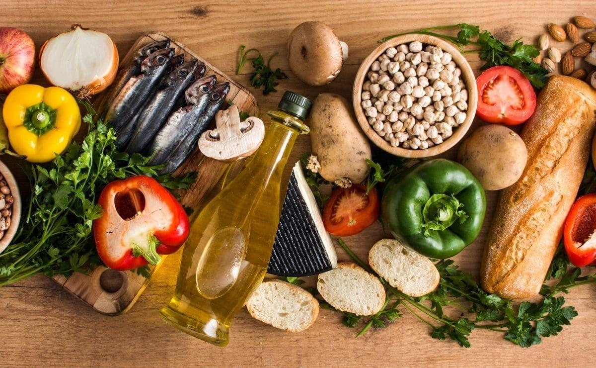 dieta mediterránea Covid-19