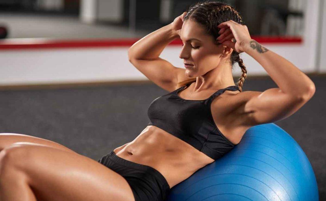Ejercicio físico para tener marcado el abdomen