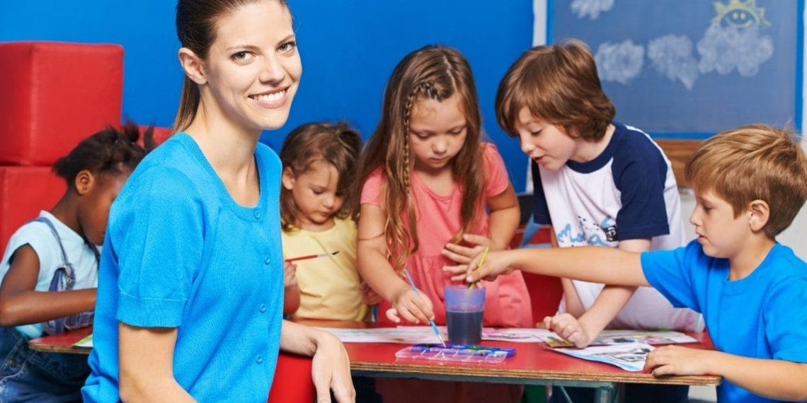 Educadora infantil empleo Alemania España