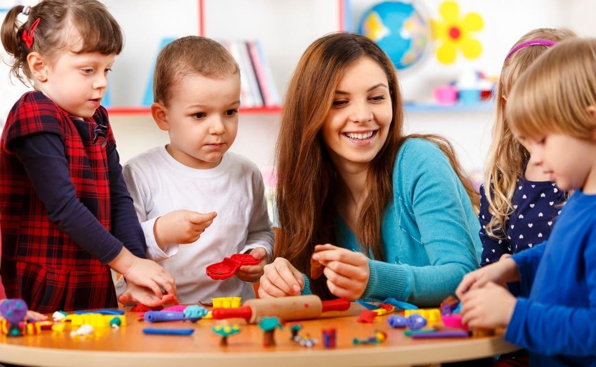 Empleo educador infantil Alemania España