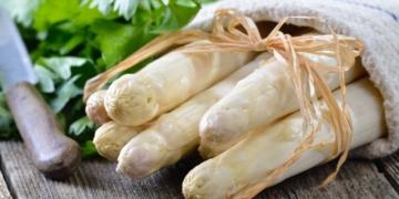 Espárragos antioxidante alimento