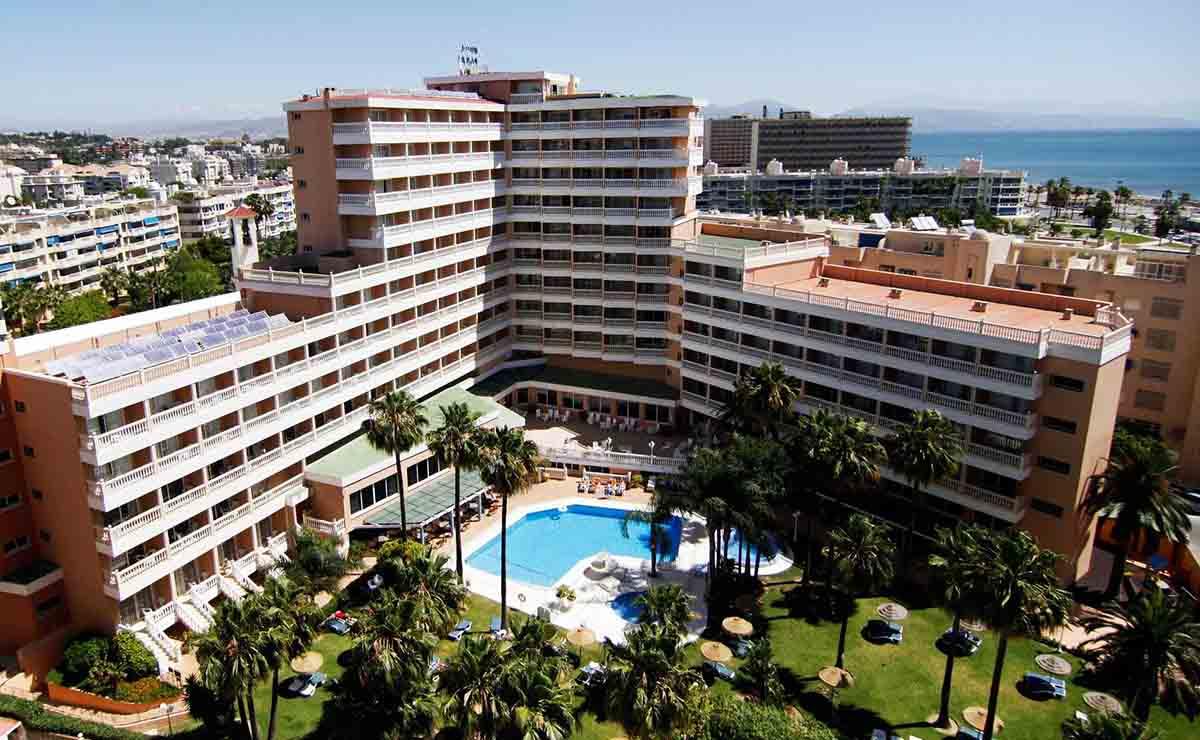 Hotel de Torremolinos