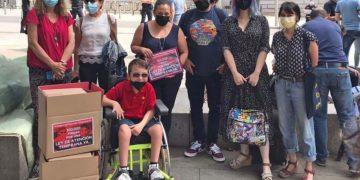 Iker paralisis cerebral congreso atencion primaria