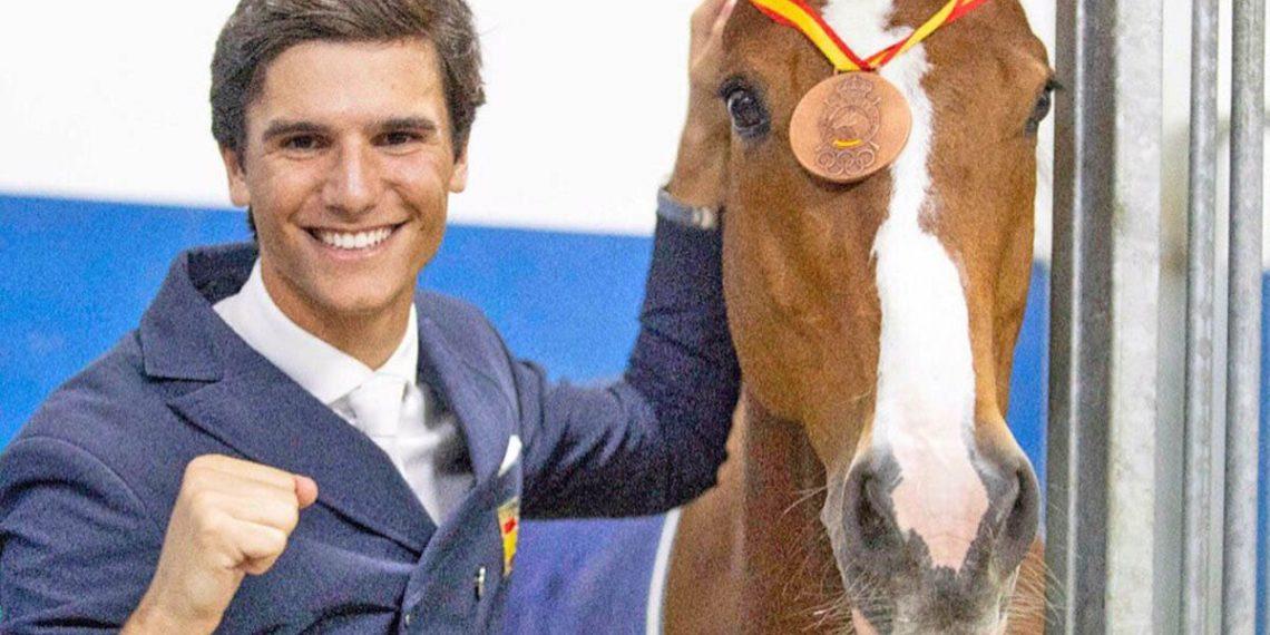 Juan Matute derrame cerebral juegos olímpicos