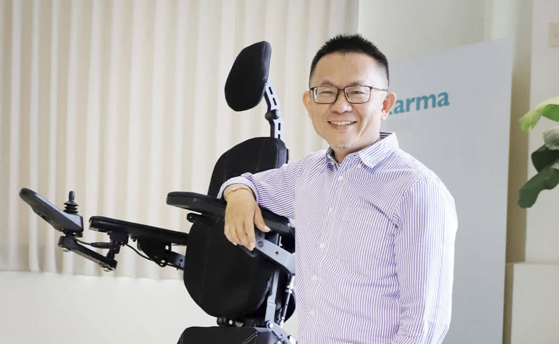 KARMA apuesta por la innovación tecnológica con su nuevo CEO, Richard S.N. Chang