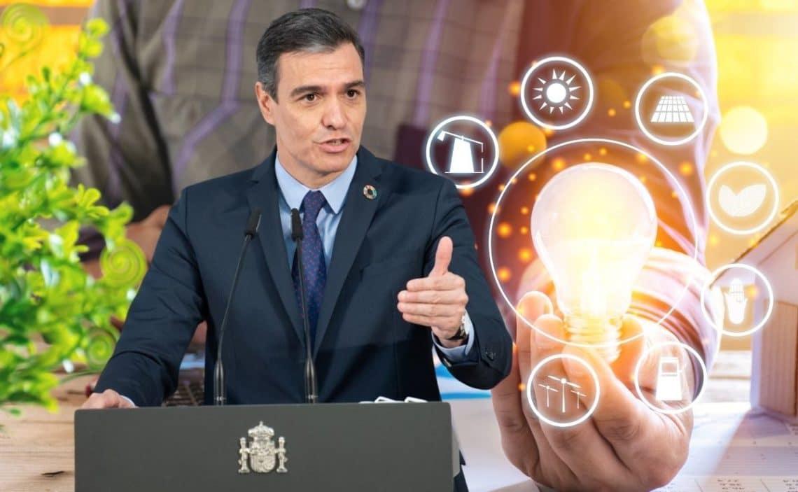 Gobierno IVA precio luz