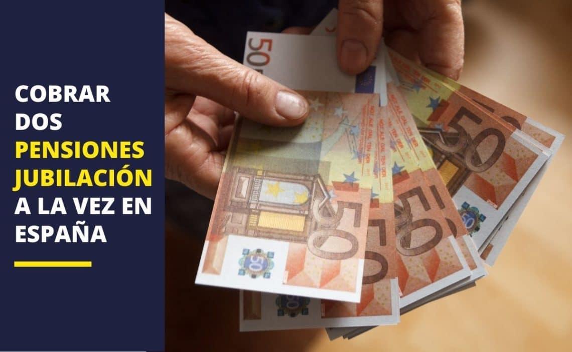pensión jubilación España