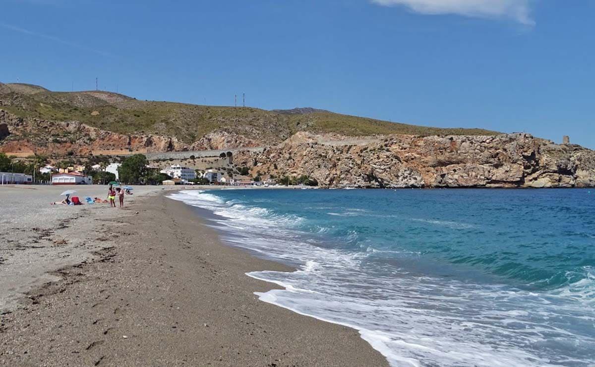 Playa Calahonda Granada accesibilidad