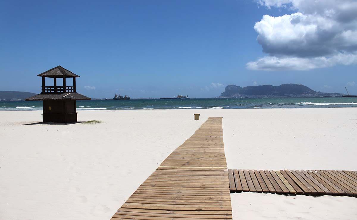 Playa El Rinconcillo Algeciras