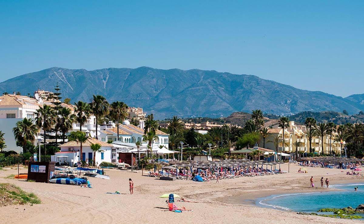 Playa La Cala Malaga