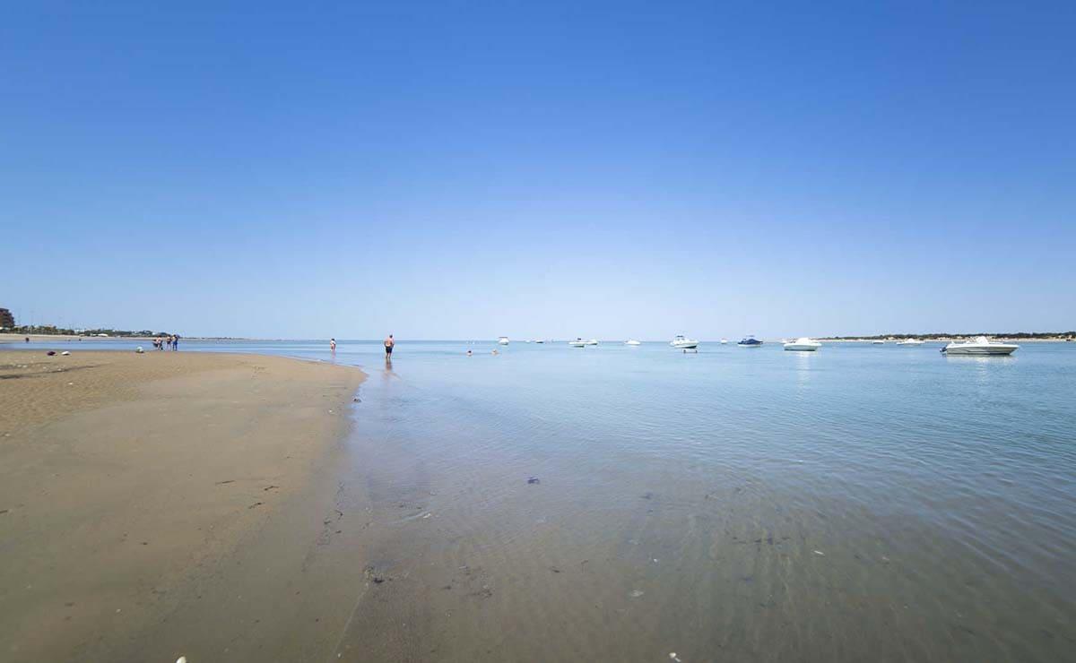 Playa Las Piletas sanlucar