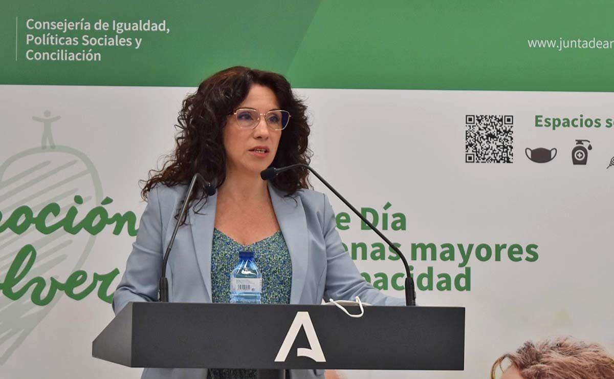 Rocio Ruiz Junta de Andalucía