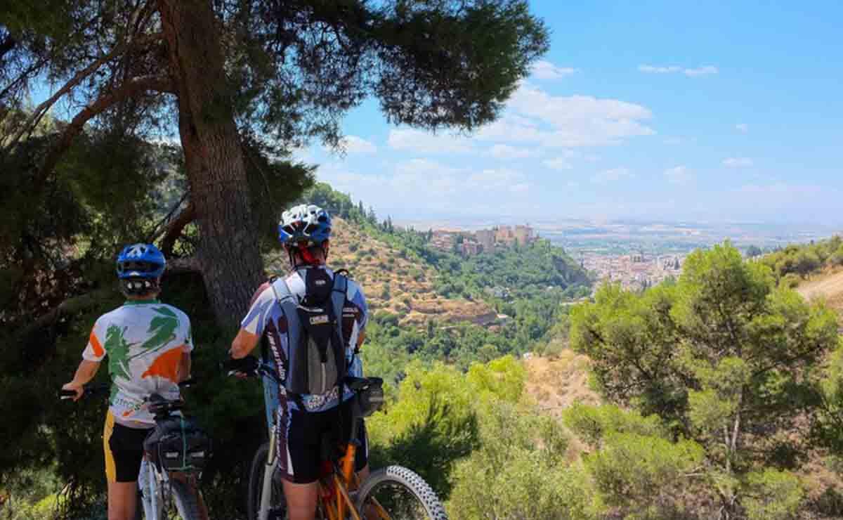 Ruta del califato en Granada