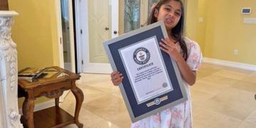 Sanaa Hiremath niña con autismo