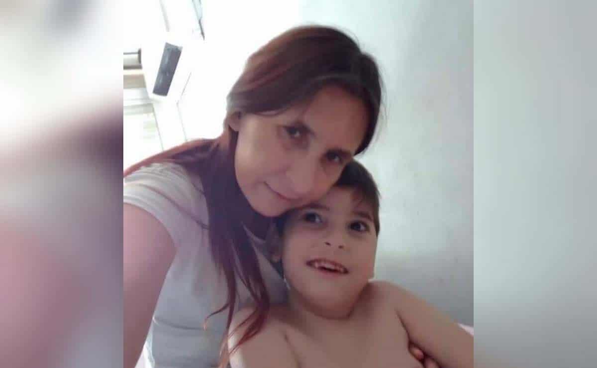 Sara Casas y Emilio discapacidad