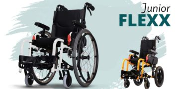 Silla de ruedas infantil Flexx Junior