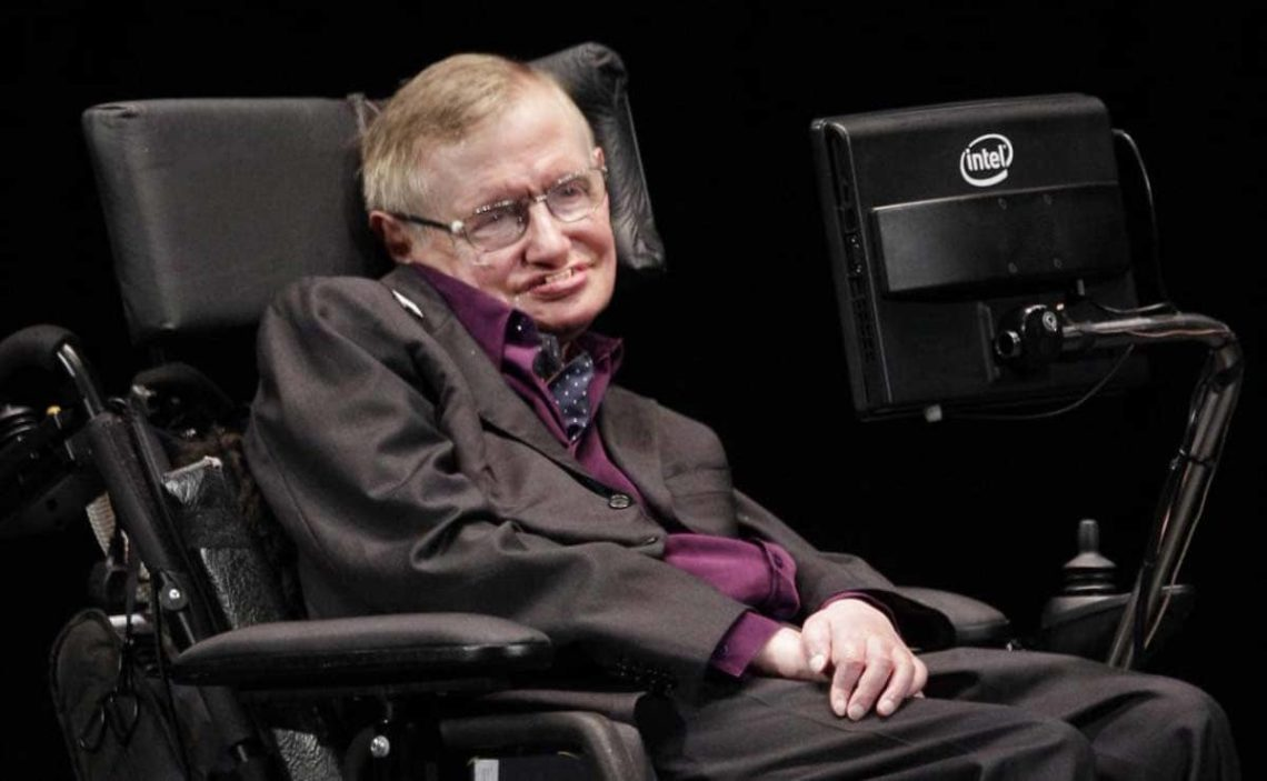 Stephe Hawkings ELA lenguaje no oral discapacidad