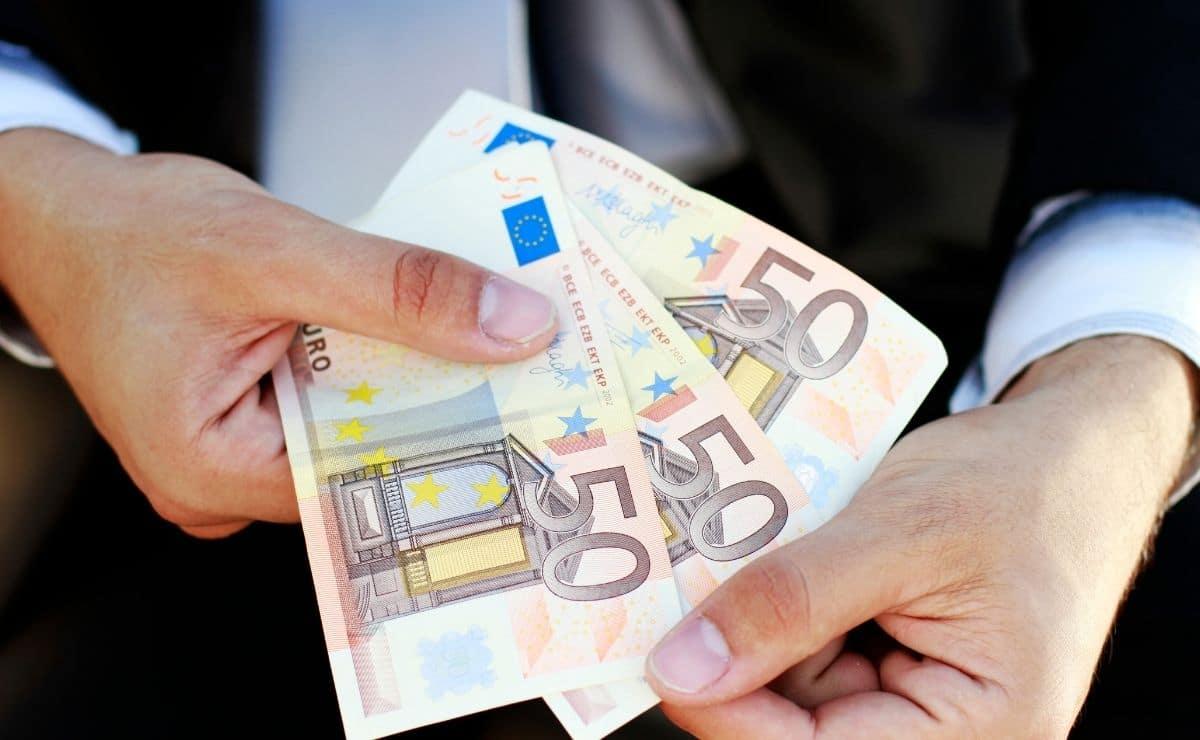 Subsidio por desempleo euros
