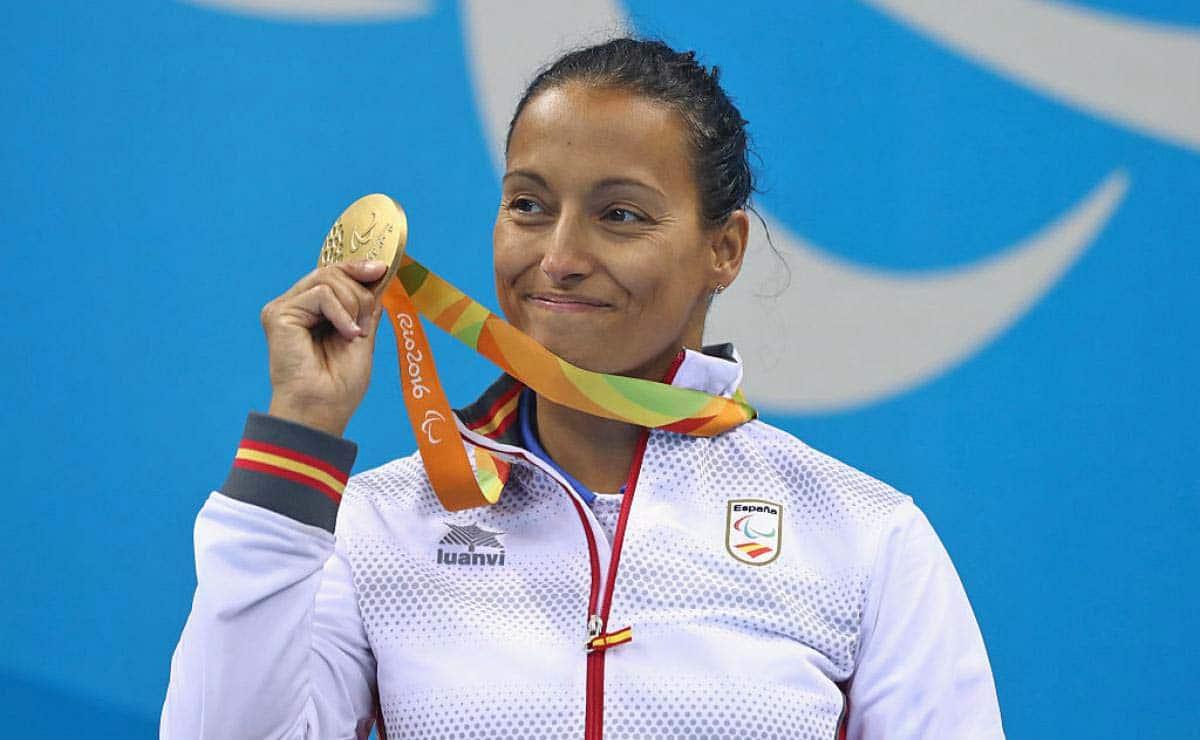 Teresa Perales Juegos Paralimpicos