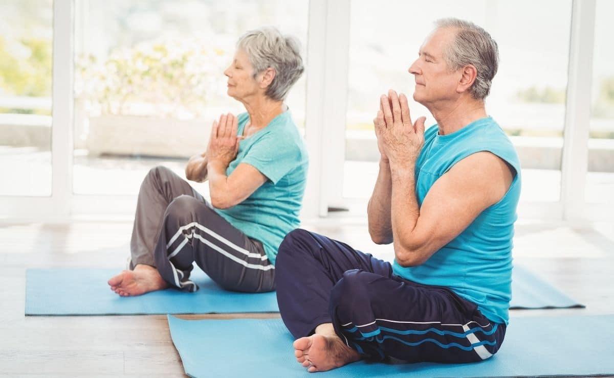 Los importantes beneficios del yoga en pacientes en rehabilitación cardíaca