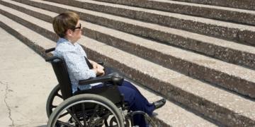 accesibilidad discapacidad silla de ruedas