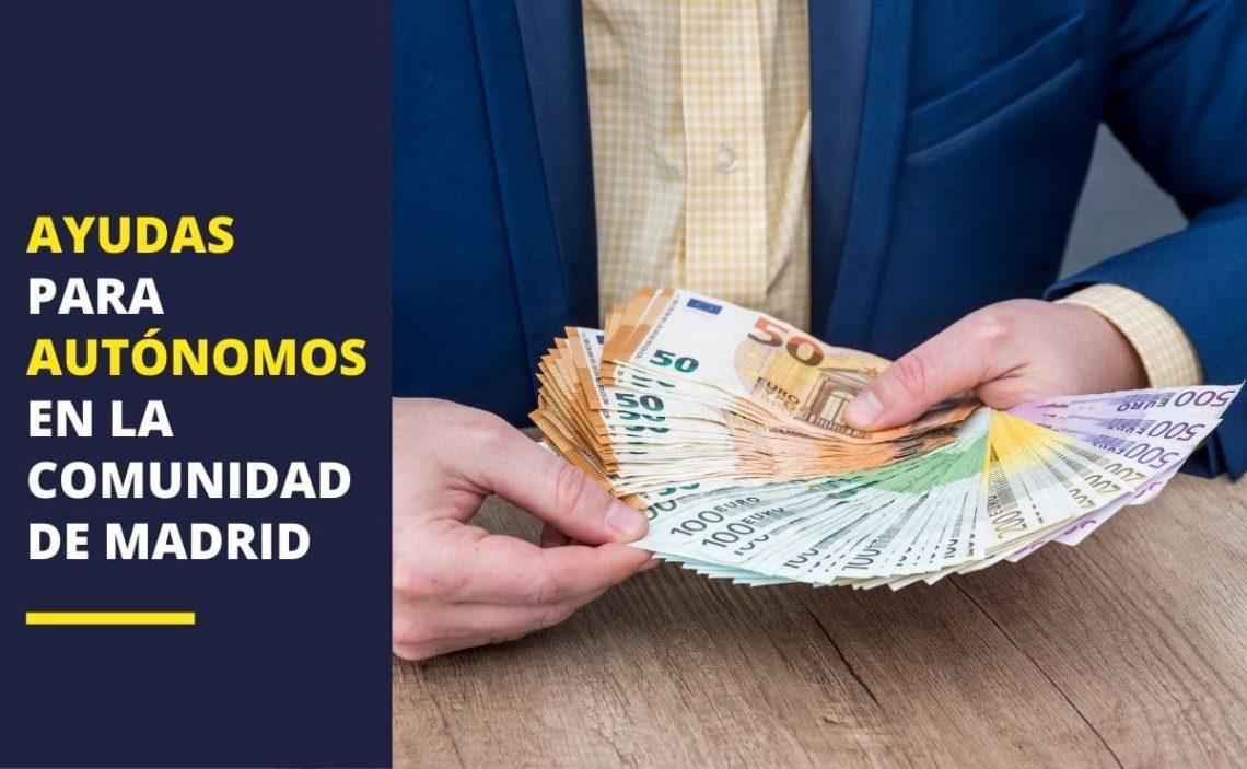 ayudas autónomos Comunidad de Madrid