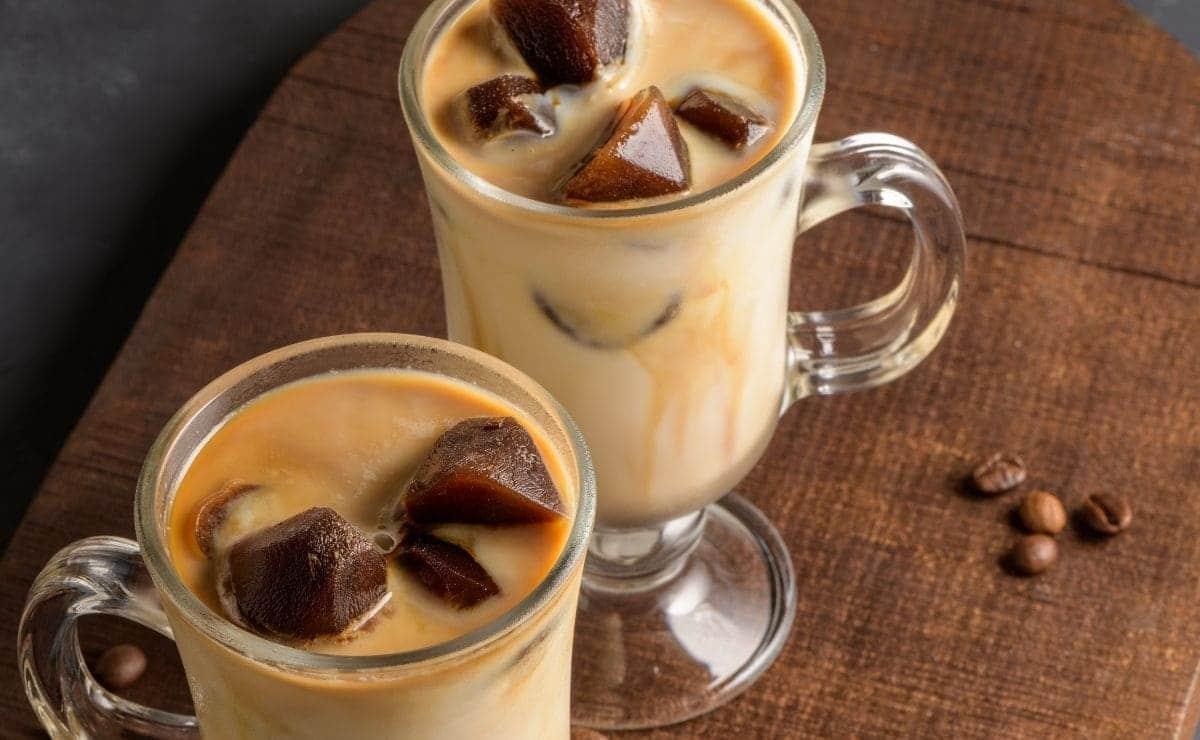 cafe frio hielo