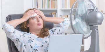 calor verano presion arterial
