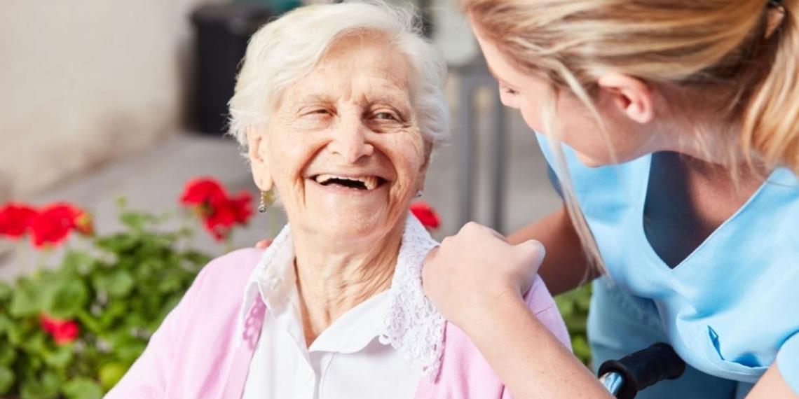 dependencia personas mayores discapacidad geriatrico