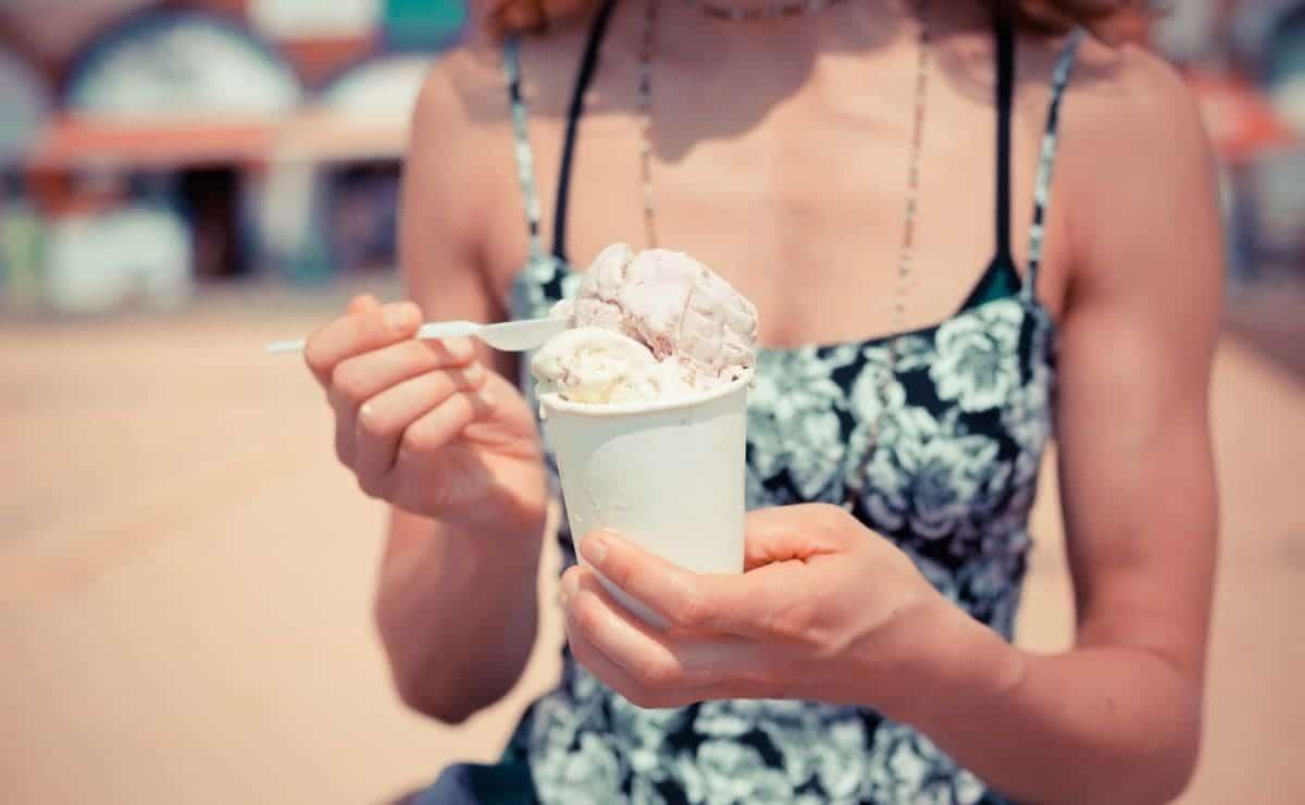 helado empleo