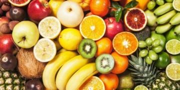 fruta rica en fibra