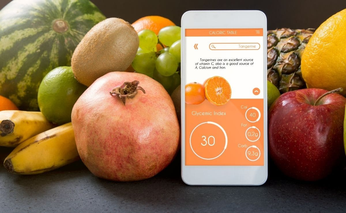 fruta glucemia diabetes