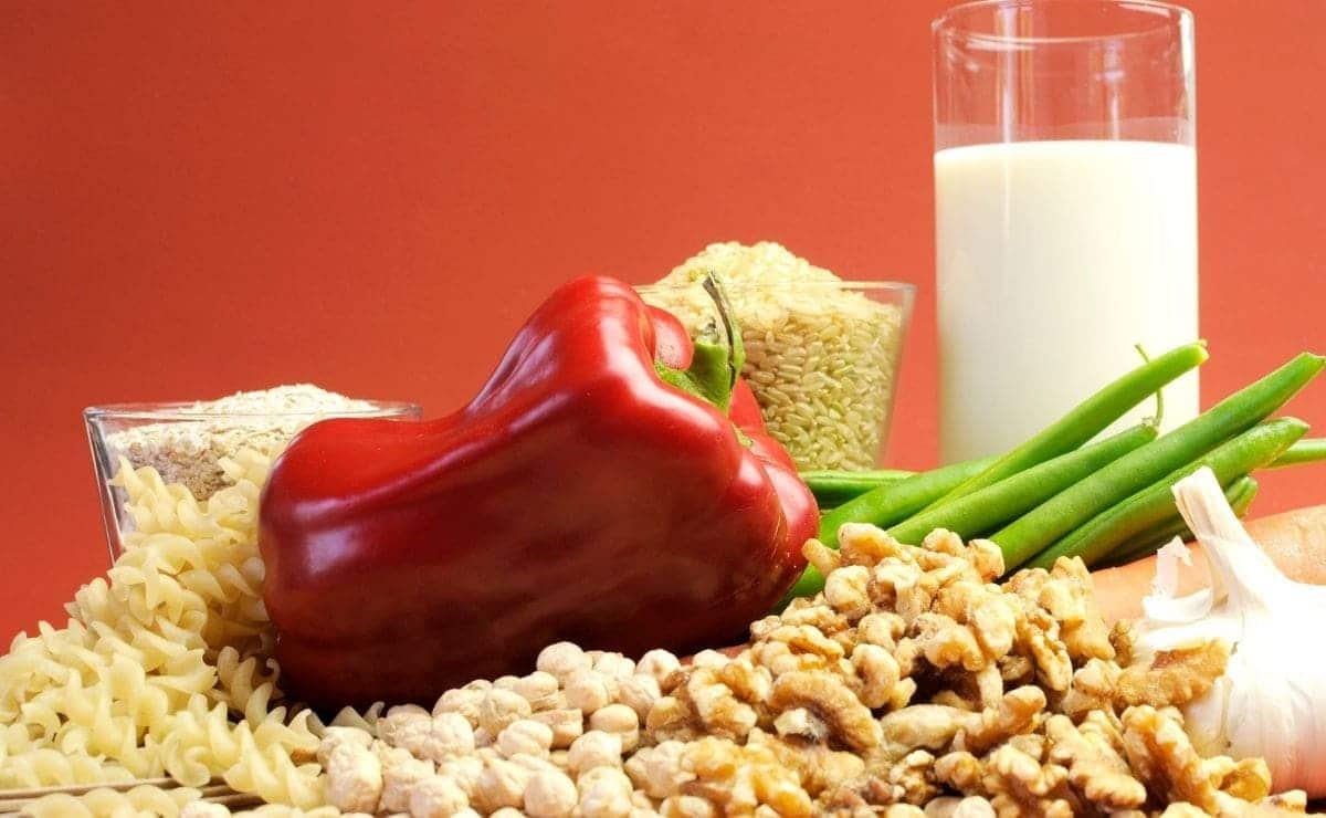 alimentos índice glucémico