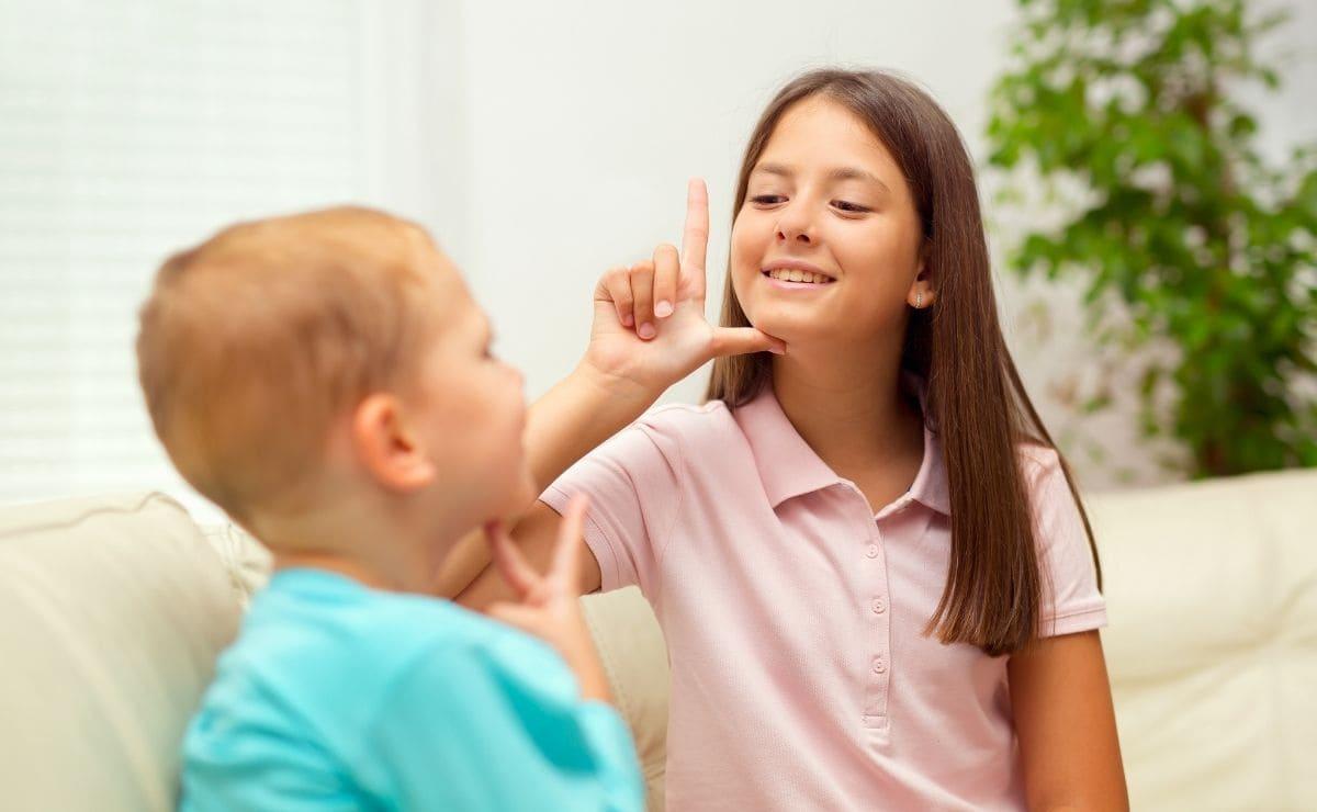 lengua de signos discapacidad