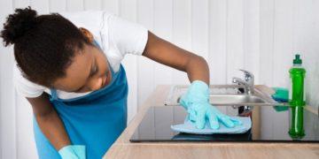 limpieza a fondo casa verano