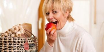 manzana fruta beneficios