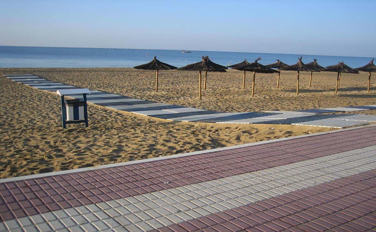 playa Isla Cristina Huelva