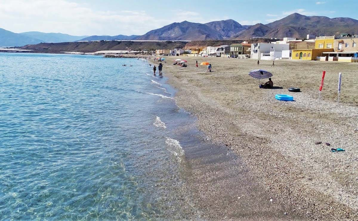 playa balanegra almeria