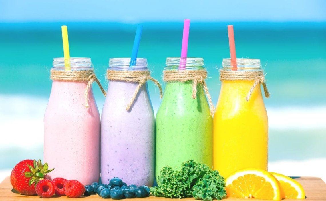 smoothie saludable adelgazar