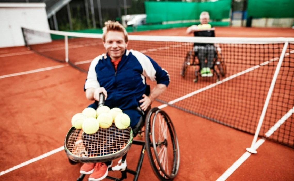 tenis en silla de ruedas discapacidad IX Torneo ITF Wheelchair Madrid