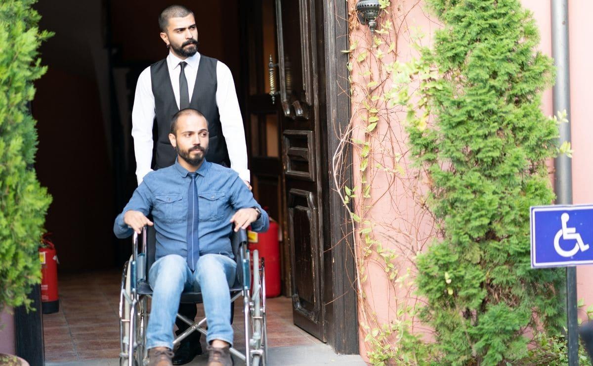 turismo inclusivo silla de ruedas