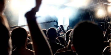 uso de mascarillas FFP2 en la vuelta de los conciertos