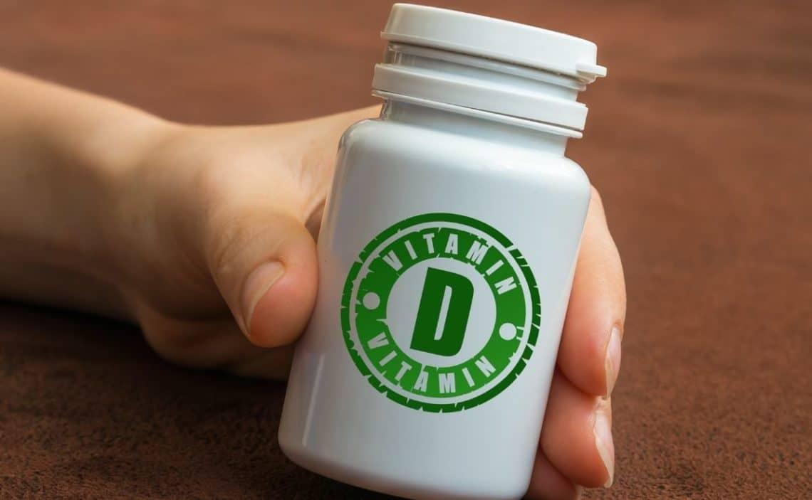 vitamina D falta
