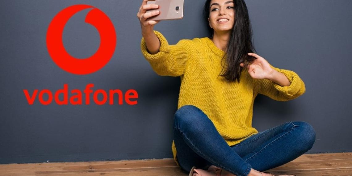 vodafone gigas gratis selfie