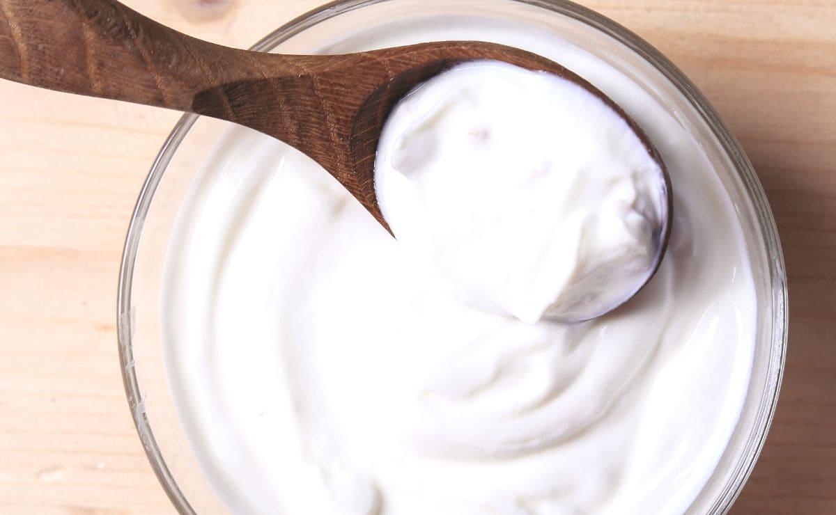 yogur casero tradicional