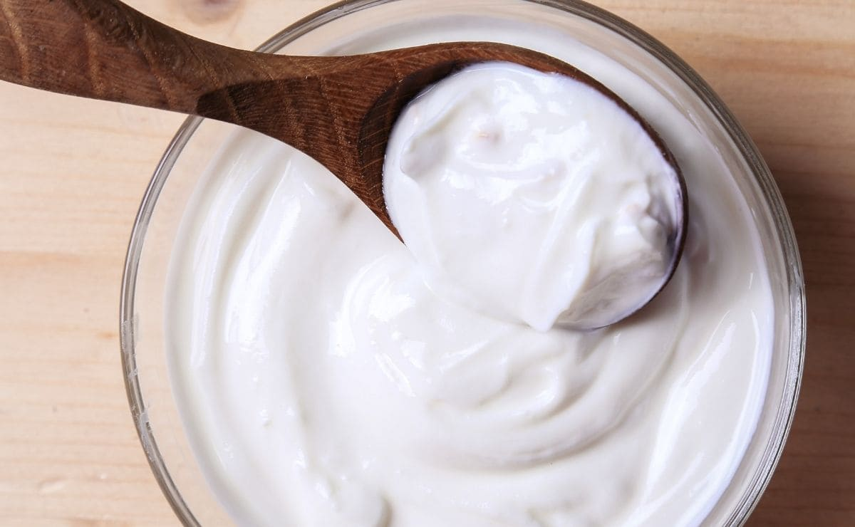 yogur natural adelgazar