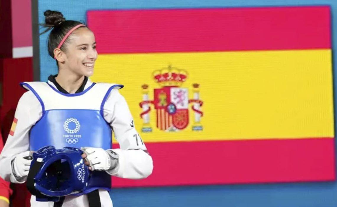 Adriana Cerezo consigue la medalla de plata en los Juegos Olímpicos de Tokyo 2020