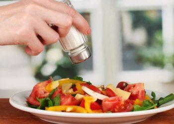 Alimento sal común