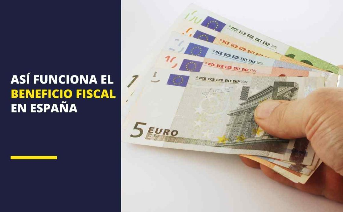 Beneficio fiscal en España