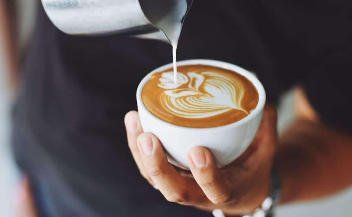 Café té matcha